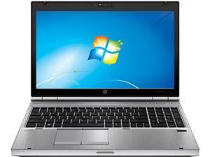 "HP EliteBook 8570p Intel Core i5-3340M 2.7GHz 15.6"" Windows 7 Professional 64-bit Notebook"