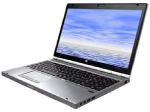 "HP EliteBook Intel Core i5 3340M 3.3GHz 15.6"" Windows 7 Professional Notebook"