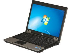 "HP Laptop 6530B Intel Core 2 Duo P8700 (2.53GHz) 4GB Memory 160GB HDD 14.1"" Windows 7 Professional"