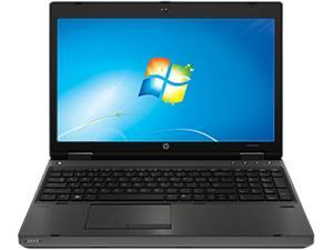 "HP ProBook 6570b (D3L12AW#ABA) Intel Core i5-3340M 2.7GHz 15.6"" Windows 7 Professional 64-bit Notebook"