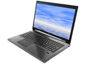 """HP EliteBook 8770w (D2D53UP#ABA) Intel Core i7-3840QM 2.8Ghz 17.3"""" Notebook"""