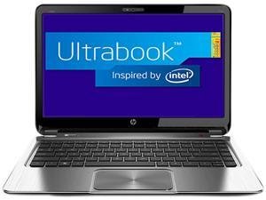 "HP ENVY Pro Intel Core i5 4GB Memory 320GB HDD 32GB SSD 14"" Ultrabook Windows 7 Professional 64-bit"
