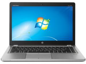 HP EliteBook Folio 9470M Intel Core i5 8GB Memory 256GB SSD Ultrabook Windows 7 Professional