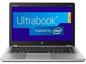 "HP EliteBook Folio 9470m Notebook Intel Core i5 3437U (1.90GHz) 4GB Memory 256GB SSD Intel HD Graphics 4000 14.0"" Windows ..."