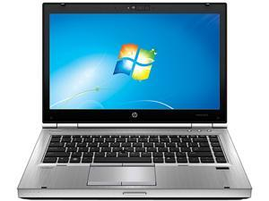 "HP EliteBook 8470p (D3U51AW#ABA) Intel Core i5-3340M 2.7GHz 14.0"" Windows 7 Professional 64-bit Notebook"