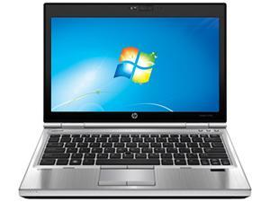 "HP EliteBook 2570p (D2B01UP#ABA) Intel Core i5-3320M 2.6GHz 12.5"" Windows 7 Professional 64-bit Notebook"