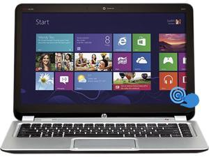 "HP ENVY TouchSmart 4-1215dx Intel Core i5 4GB Memory 500GB HDD 32GB SSD 14"" Touchscreen Ultrabook Windows 8 64-bit"