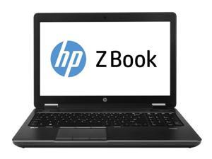 "HP ZBook 15 (F2P53UT#ABA) 15.6"" Windows 7 Professional 64-bit Mobile Workstation"