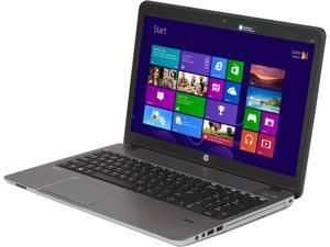 "HP ProBook 455 G1 (F2P93UT#ABA) 15.6"" Windows 7 Professional 64-bit (with Win8 Pro License) Laptop"