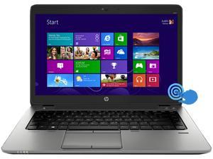 "HP EliteBook 840 G1 (E3W26UT#ABA) Intel Core i5 4200U (1.60GHz) 8GB Memory 180GB SSD 14"" Touchscreen Ultrabook Windows 8 ..."