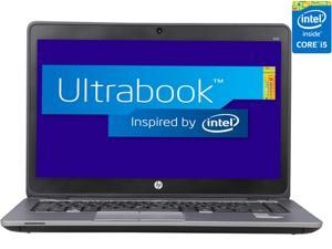 "HP EliteBook 840 G1 Ultrabook -  Intel Core i5  4GB Memory 180GB SSD 14"" Ultrabook Windows 7 with 3yr Warranty- (E3W30UT#ABA)"