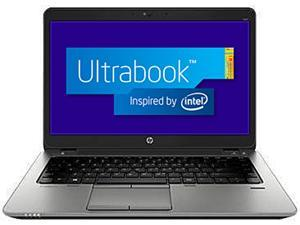 "HP EliteBook 840 G1 (F2P20UT#ABA) Ultrabook Intel Core i5 4th Gen 4300U (1.90 GHz) 180 GB SSD Intel HD Graphics 4400 Shared memory 14"" Windows 7 Professional 64-bit (with Win8 Pro License)"