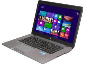 "HP EliteBook 850 G1 (E3W20UT#ABA) 15.6"" Windows 7 Professional 64-bit (with Win8 Pro License) Notebooks"