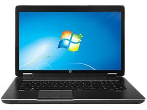 "HP ZBook 14 F2R96UT#ABA Mobile Workstation Intel Core i7 4600U (2.10GHz) 8GB Memory 750GB HDD AMD FirePro M4100 14.0"" Windows ..."