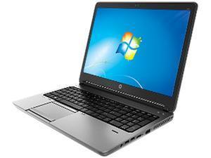 """HP ProBook 655 G1 (F2R44UT#ABA) Notebook AMD A-Series A4-5150M (2.70GHz) 4GB Memory 500GB HDD AMD Radeon HD 8350G 15.6"""" Windows ..."""