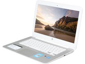 "HP Pavilion 14-q010nr Chromebook Intel Celeron 2955U (1.40 GHz) 2 GB Memory 16 GB SSD 14.0"" Chrome OS"