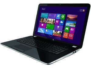"HP Pavilion 17-e140us Intel Core i3-4000M 2.4GHz 17.3"" Windows 8.1 Notebook"