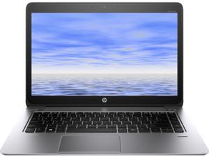"HP EliteBook Folio 1040 G1 14"" LED Ultrabook - Intel - Core i5 i5-4300U 1.9GHz, 4GB DDR3, Windows 7 Professional - Platinum"