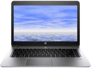 "HP EliteBook Folio 1040 G1 14"" LED Ultrabook - Intel - Core i7 i7-4650U 1.7GHz, 4GB DDR3, Windows 7 Professional - Platinum"