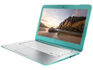 "HP 14-Q020NR Intel Celeron 2955U (1.40GHz) 14.0"" Chrome OS Notebook"