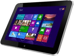 "HP ElitePad 1000 G2 (G4S84UT#ABA) Intel Atom Z3795 (1.59 GHz) 4 GB Memory 64 GB eMMC 10.1"" Touchscreen Tablet Windows 8.1 Pro"