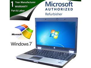 "HP EliteBook 8440p 14.1"" Windows 7 Professional 64-Bit Laptop"