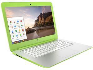 "HP 14-X015wm Chromebook NVIDIA Tegra K1 2.3 GHz 2 GB Memory 16 GB SSD 14.0"" Chrome OS"