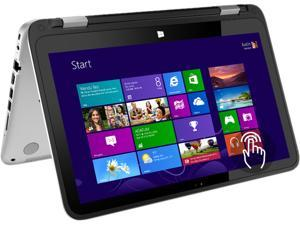 "HP Laptop Pavilion 13-a010nr x360 AMD A8-Series A8-6410 (2.00 GHz) 4 GB Memory 500 GB HDD AMD Radeon R5 Series 13.3"" Touchscreen Windows 8.1 64-Bit"