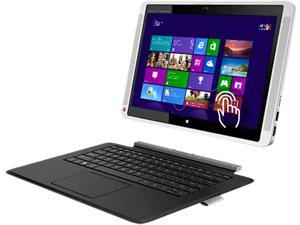 "HP ENVY x2 13-J012DX Convertible Laptop Intel Core M 5Y70 (1.10 GHz) 256 GB SSD Intel HD Graphics 5300 Shared memory 13.3"" Touchscreen Windows 8.1 64-Bit"