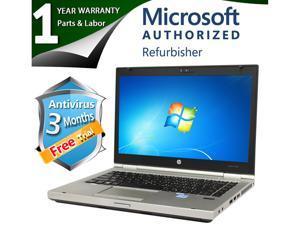 "HP Laptop EliteBook 8460P Intel Core i5 2520M (2.50 GHz) 4 GB Memory 320 GB HDD Intel HD Graphics 3000 14.0"" Windows 7 Professional 64-Bit"