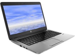 "HP Laptop EliteBook 840 G1 Intel Core i5 4300U (1.90 GHz) 4 GB Memory 180 GB SSD Intel HD Graphics 4400 14.0"" Windows 7 Professional 64-Bit"