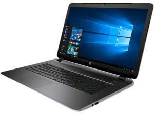 "HP Laptop Pavilion 17-f114dx Intel Core i7 4510U (2.00 GHz) 6 GB Memory 750 GB HDD Intel HD Graphics 4400 17.3"" Windows 10 Pro"