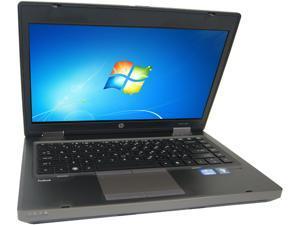 "HP C Grade Laptop 6460B Intel Core i5 2410M (2.30 GHz) 4 GB Memory 250 GB HDD 14.0"" Windows 7 Home Premium 64-Bit"