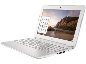 "HP Chromebook 11-2200 11-2210nr 11.6"" Chromebook - Intel Celeron N2840 Dual-core (2 Core) 2.16 GHz - Smoke Silver, Ano Silver"
