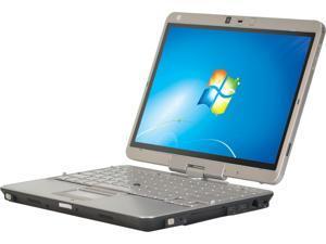 "HP EliteBook 2760P Laptop Intel Core i5 2520M (2.50 GHz) 500 GB HDD 12.1"" Windows 7 Home Premium 64-Bit"
