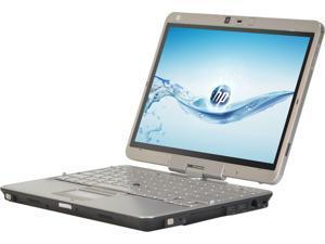 "HP EliteBook 2760P Intel Core i5 8 GB Memory 256 GB 12.1"" Tablet PC Windows 7 Professional 64-Bit"