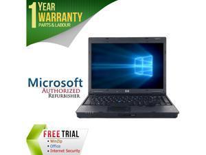 "HP Laptop 6910P Intel Core 2 Duo T7300 (2.00 GHz) 2 GB Memory 80 GB HDD 14.1"" Windows 7 Home Premium 64-Bit"