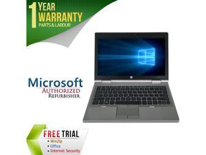 "HP Laptop EliteBook 2570P Intel Core i5 3210M (2.50 GHz) 8 GB Memory 500 GB HDD 12.5"" Windows 7 Professional 64-Bit"