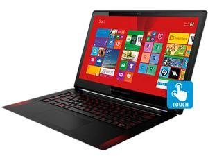 "HP Omen Pro 15 M2T39AA#ABU Mobile Workstation Intel Core i7 4720HQ (2.60 GHz) 8 GB Memory 256 GB SSD NVIDIA Quadro K1100M 15.6"" IPS Touchscreen Windows 7 Professional 64-Bit"