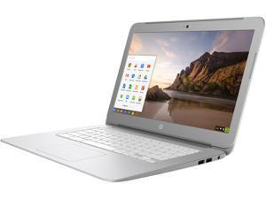 "HP 14-ak010nr Chromebook Intel Celeron N2840 (2.16 GHz) 2 GB Memory 16 GB SSD 14.0"" Chrome OS"