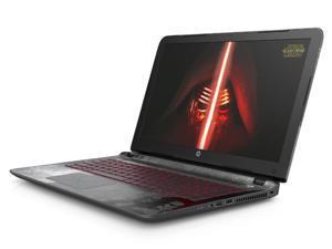 "HP Laptop 15-an050nr 15.6"" Star Wars Special Edition 6th Generation Intel Core i5 6200U (2.30 GHz) 6 GB Memory 1 TB HDD ..."