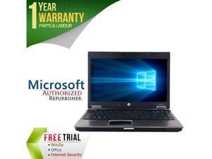 "HP Laptop EliteBook 8440W Intel Core i5 520M (2.40 GHz) 4 GB Memory 500 GB HDD NVIDIA Quadro FX 380M 14.0"" Windows 7 Professional 64-Bit"