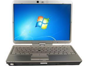 HP 2760P B Grade Tablet PC Intel Core i5 2520M (2.50 GHz) 320 GB HDD Windows 7 Home Premium 64-Bit