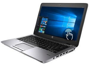 "HP Laptop EliteBook 725 G2 AMD A10-Series A10-7350B (2.10 GHz) 4 GB Memory 180 GB SSD AMD Radeon R6 Series 12.5"" Touchscreen Windows 10 Pro 64-Bit"
