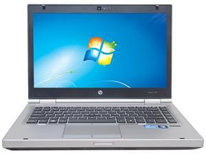 "HP Laptop EliteBook 8460P Intel Core i5 2520M (2.50 GHz) 4 GB Memory 320 GB HDD Intel HD Graphics 3000 14.0"" Windows 7 Professional"