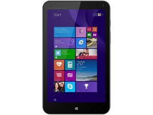 "HP Stream 8 5909 (K4F56UA) Intel Atom 1 GB Memory 32 GB eMMC 8.0"" Touchscreen Tablet Windows 8.1 With Bing"