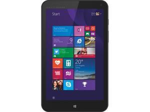 "HP Stream 8 5801CA (K5L39UA) Intel Atom 1 GB Memory 32 GB eMMC 8.0"" Touchscreen Tablet Windows 8.1 With Bing"