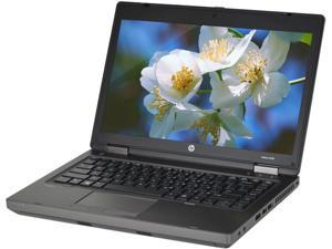 "HP Laptop ProBook 6470B Intel Core i5 3320M (2.60 GHz) 12 GB Memory 750 GB HDD 14.0"" Windows 8.1 64-Bit"