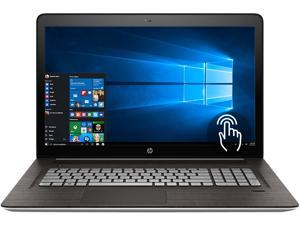 "HP Laptop ENVY m7-n101dx Intel Core i7 5500U (2.40 GHz) 16 GB DDR3L Memory 1 TB HDD NVIDIA GeForce 940M 17.3"" Touchscreen Windows 10 Home 64-Bit"