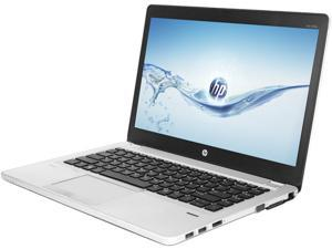 "HP Laptop Folio 9470M Intel Core i5 3437U (1.90 GHz) 4 GB Memory 256 GB SSD 14.0"" Windows 10 Pro 64-Bit"